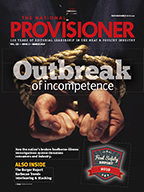 The National Provisioner March 2019 Cover
