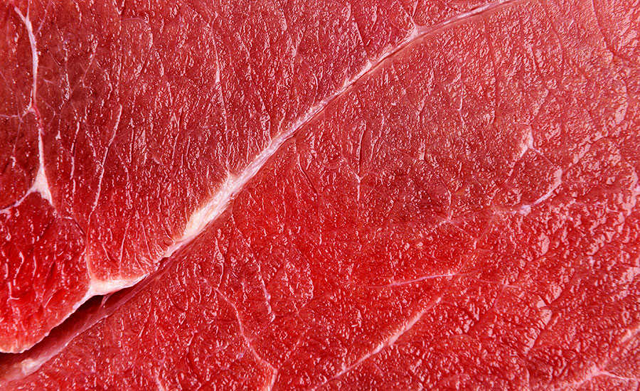 Red-Colored Meat