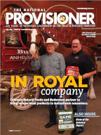 The National Provisioner October 2019 Cover