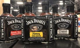 Jack Daniels barbecue sauce