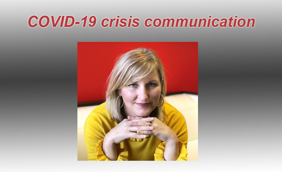 Covid 19 Crisis Communication