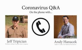 Provisioner video Coronavirus Coverage
