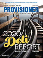 The National Provisioner, August 2020 cover