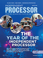 Independent Processor August 2020 cover