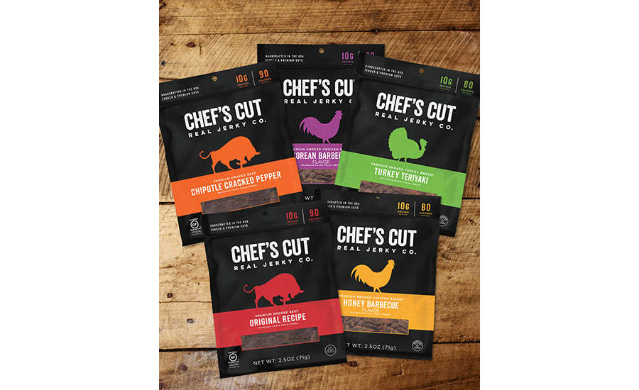 Chef's Cut was acquired by Sonoma Brands earlier this year.