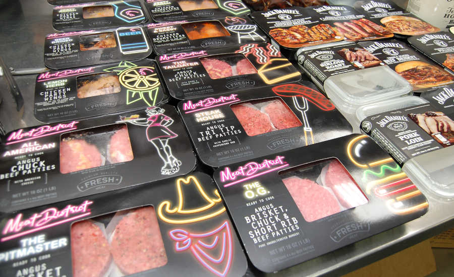 Golden West Food Group Meat District Brand Lineup