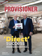 The National Provisioner January 2020 Cover