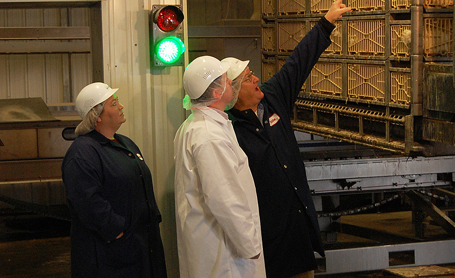 GAP-filling Enterprise: Wayne Farms answers customer