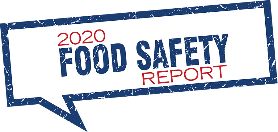 2020 Food Safety Report