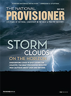 The National Provisioner May 2020