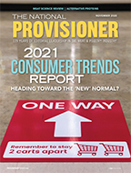 The National Provisioner November 2020 cover
