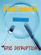The National Provisioner October 2020 cover