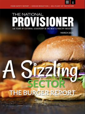 The National Provisioner March 2021 Cover
