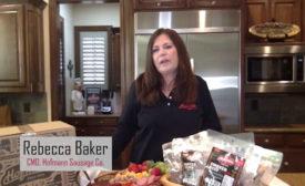 Rebecca Baker, Hofmann Sausage Company