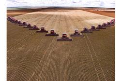 crops, farm fields, yield efficiency