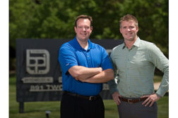Mike Hesse, Jeff Carlson, Beef Products Inc.