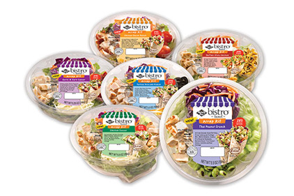 Ready Pac, Bistro Bowl Wrap Kits