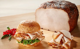 Butterball new signature flavor, Naturally Roasted Thanksgiving Turkey Breast
