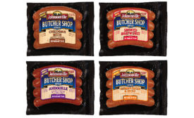 Johnsonville Butcher Shop premium smoke-cooked sausages