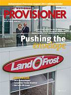The National Provisioner August 2015 cover