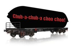 choo choo train graphic