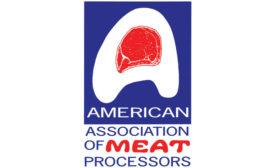 American Association of Meat Processors logo