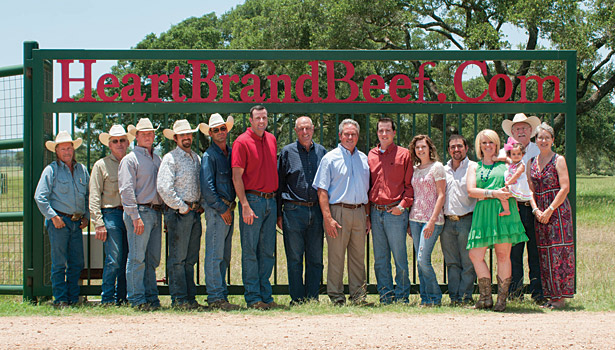 heartbrand ranch employees