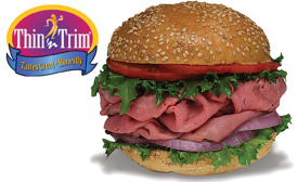 Thin 'n Trim low sodium deli meat