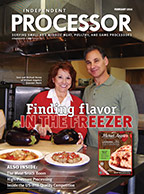 Independent Processor February 2016 Cover