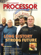 Independent Processor June 2016 Cover