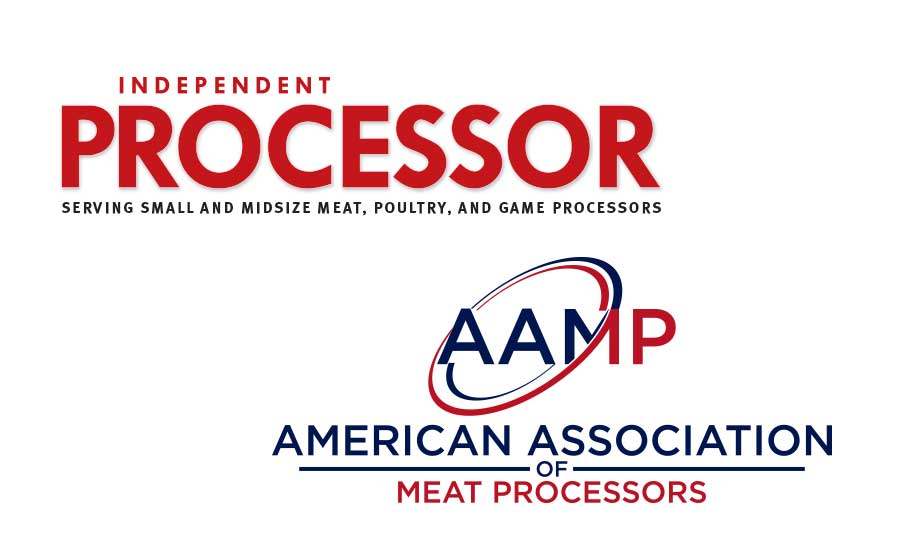 Independent Processor (IP) and AAMP Logos