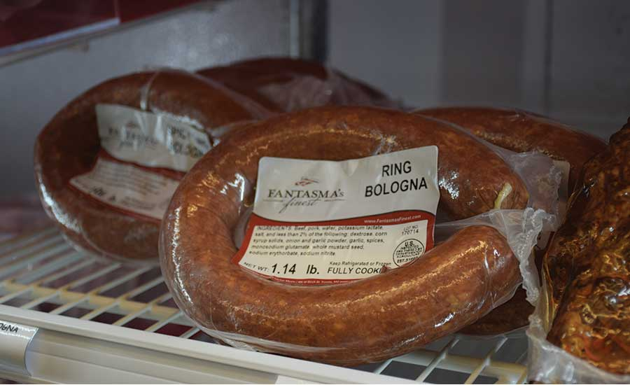 Fantasma's Finest Ring Bologna