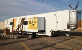 Garden City Community College mobile lab