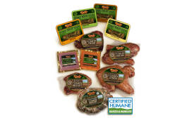 Koch's Turkey Farm product lineup