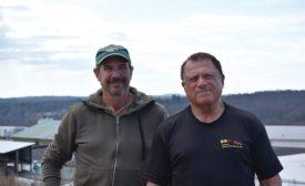 Marcus Henley and Izzy Yanay of Hidden Valley Foie Gras