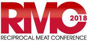 Reciprocal Meat Conference (RMC) 2018 Logo