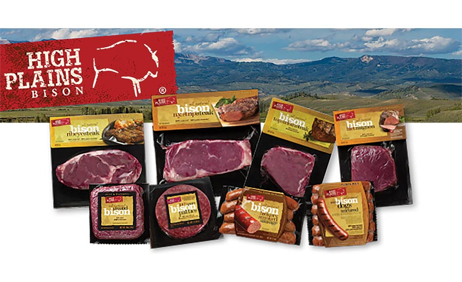 High Plains Bison Products