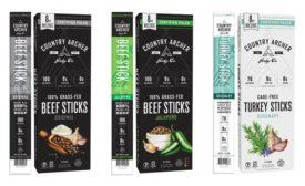 Country Archer Beef Sticks and Turkey Sticks