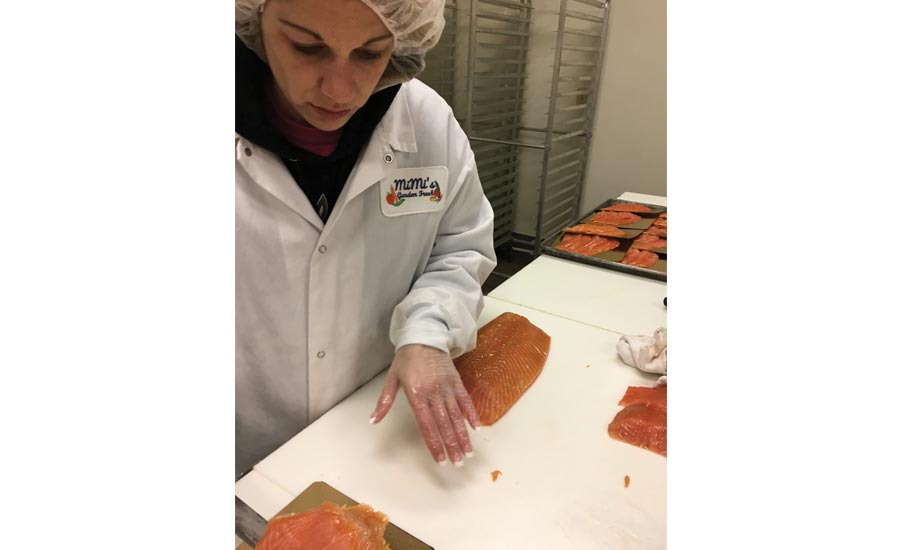 Seafood market flexes creative muscles