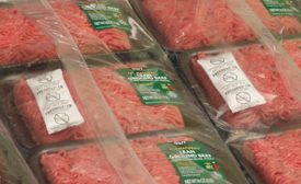 Lean Ground Beef Labels