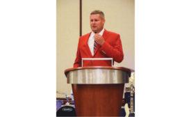AAMP President Chad Lottman