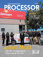 Independent Processor August 2019 Cover