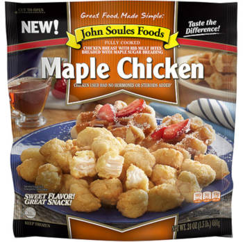 John Soules Foods Maple Chicken