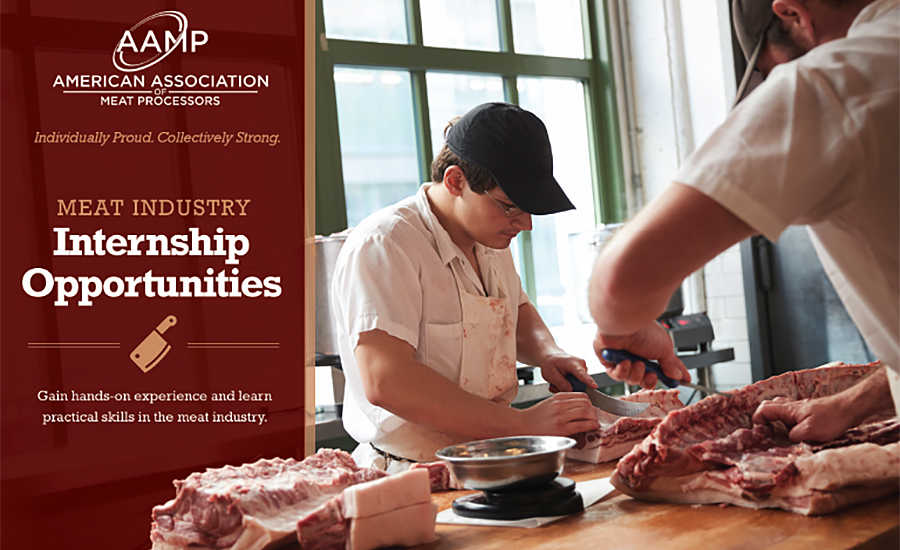 AAMP Meat Industry Internship