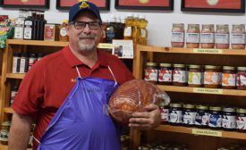 Bill Dayton of Dayton Meat Products