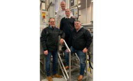 Greg Wiviott, Todd Waldman, Brian Levy and Jay Wiviott