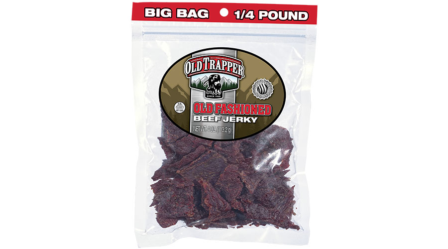 Old Trapper Smoked Products Old Fashioned Beef Jerky