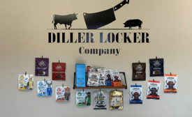 Diller Locker Company Meat Snack Products