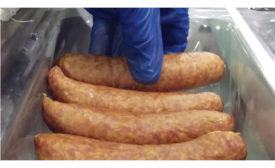 Sausage Products in Cook-in-Bag Packaging