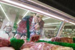 meat counter, deli